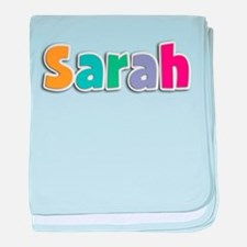 Sarah baby blanket
