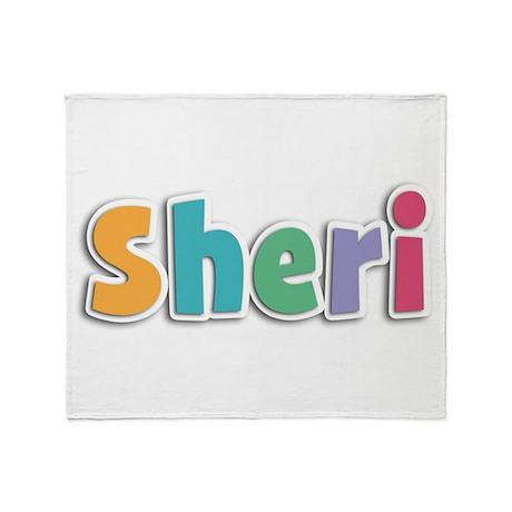 Sheri Throw Blanket