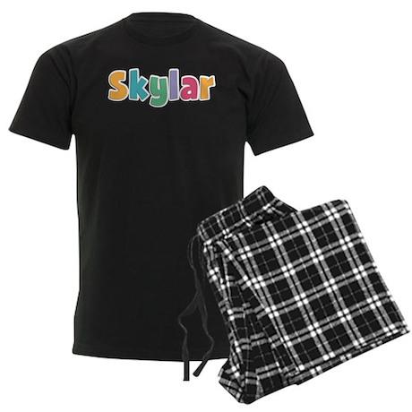 Skylar Men's Dark Pajamas