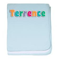 Terrence baby blanket
