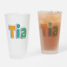 Tia Drinking Glass