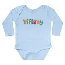 Tiffany Long Sleeve Infant Bodysuit