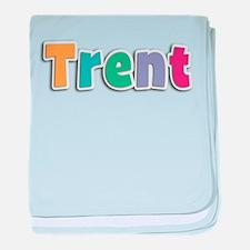 Trent baby blanket