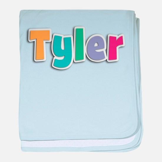 Tyler baby blanket