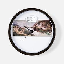 Great Joke Wall Clock