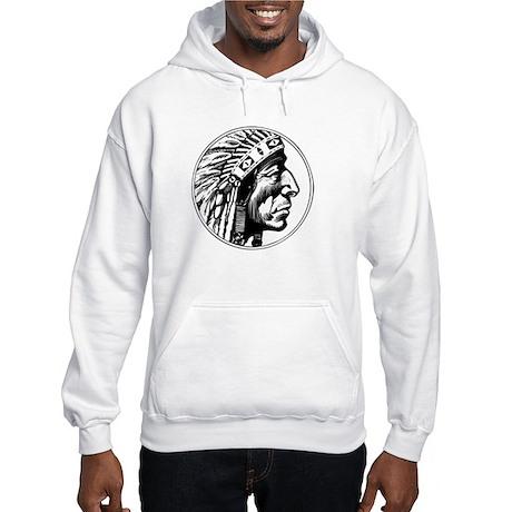 Indian Hooded Sweatshirt