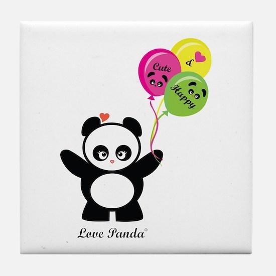 Love Panda® Tile Coaster