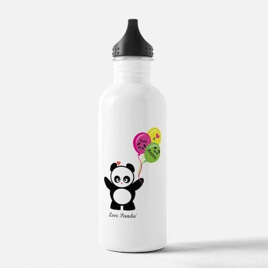 Love Panda® Water Bottle