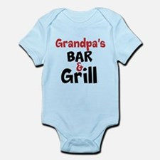 Personalized Bar and Grill Infant Bodysuit