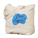 cure_lupusnew.png Tote Bag