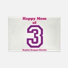 Personalized Mother Rectangle Magnet