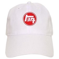 Baseball Cap - TEQ logo - red