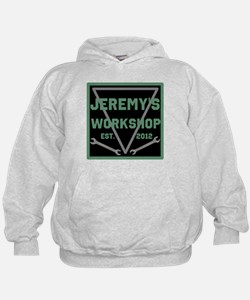 Personalized Workshop Hoodie