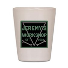 Personalized Workshop Shot Glass