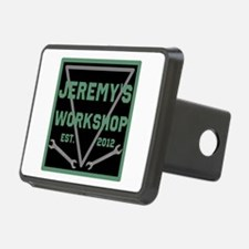 Personalized Workshop Hitch Cover