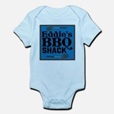 Personalized BBQ Infant Bodysuit