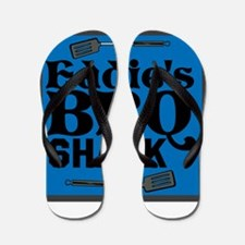 Personalized BBQ Flip Flops