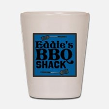 Personalized BBQ Shot Glass
