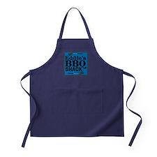 Personalized BBQ Apron (dark)