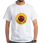 Garden Geek White T-shirt