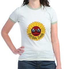 Garden Geek Jr. Ringer T-Shirt