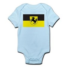 Stuttgart Flag Infant Creeper