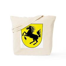 Stuttgart Coat Of Arms Tote Bag