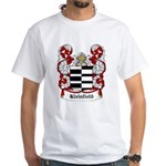 Kleinfield Coat of Arms White T-Shirt