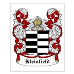 Kleinfield Coat of Arms Small Poster