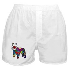 Frenchie Power Boxer Shorts