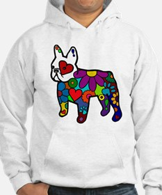 Frenchie Power Hoodie