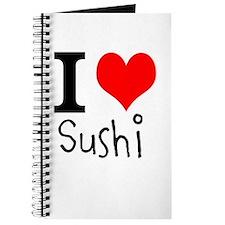 I love Sushi Journal