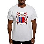 Kierdej Coat of Arms Ash Grey T-Shirt