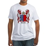 Kierdej Coat of Arms Fitted T-Shirt