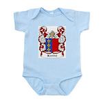 Kierdej Coat of Arms Infant Creeper