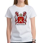 Kaluszowski Coat of Arms Women's T-Shirt