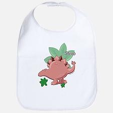 little stegosaurus Bib