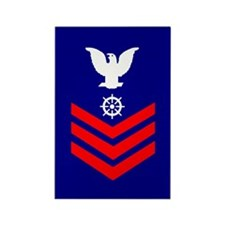 Quartermaster First Class<BR> Magnet