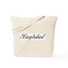 Vintage Baghdad Tote Bag