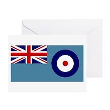 UK's RAF Flag Shoppe Greeting Cards (Pk of 10)