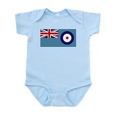 UK's RAF Flag Shoppe Infant Creeper