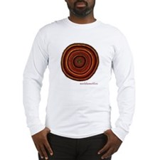 Aboriginal Mandala n3 Long Sleeve T-Shirt