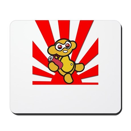 Pesky little Monkey Mousepad