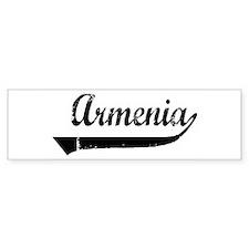 Armenia (Sports) Bumper Bumper Sticker