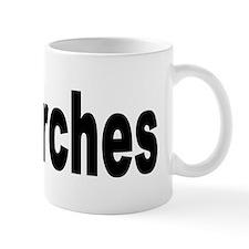 I Love Arches Mug