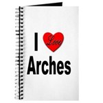 I Love Arches Journal