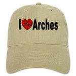 I Love Arches Cap