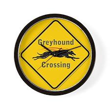 Duluth East High School Greyhounds Clock