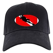 Scuba Flag Diver Baseball Hat