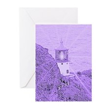 Lighthouse Art Greeting Cards (Pk of 20)